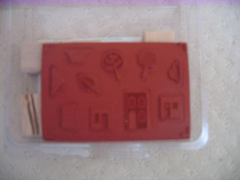 Stempelset Stampin`up 002